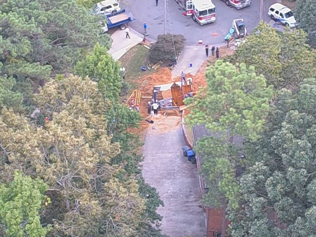 Two workers die in Hoover trench collapse