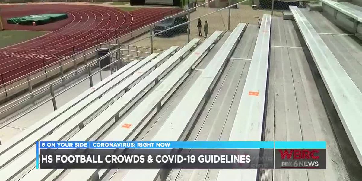 Athletic Directors talks football, fans, and safety