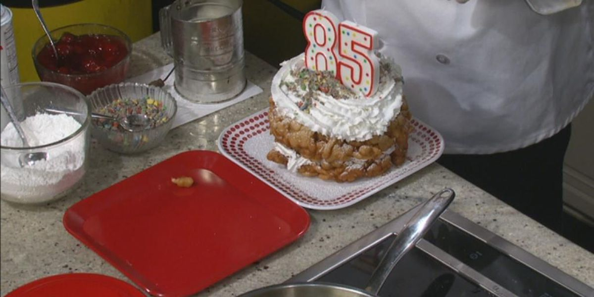 Fabulous Alabama Splash Adventure Funnel Birthday Cake Personalised Birthday Cards Veneteletsinfo