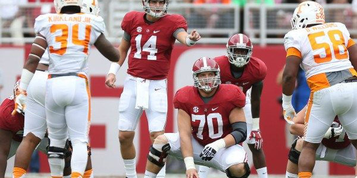 Several players with AL ties selected in the NFL Draft