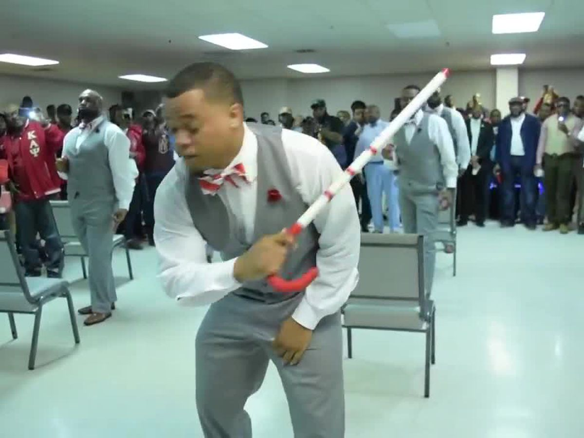 Stepping with Kappa Alpha Psi