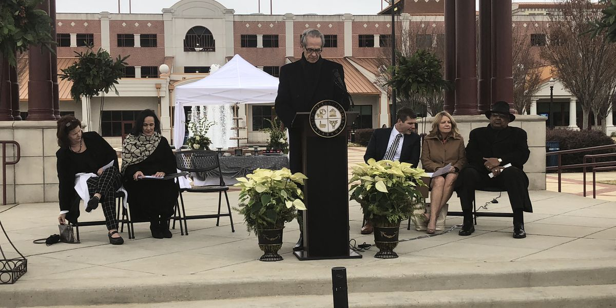 Tuscaloosa plans for the city's bicentennial