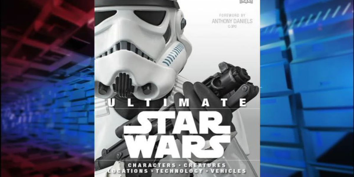Fishing advice, Star Wars collector's book and Talladega race preview
