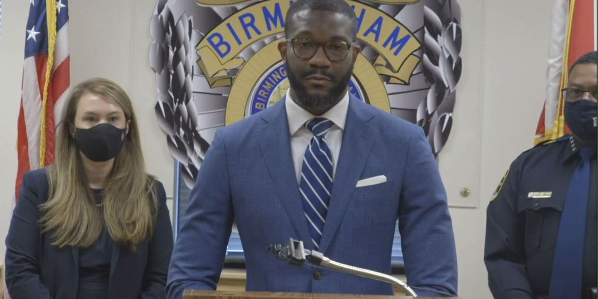 New promise to crack down on gun violence in Birmingham