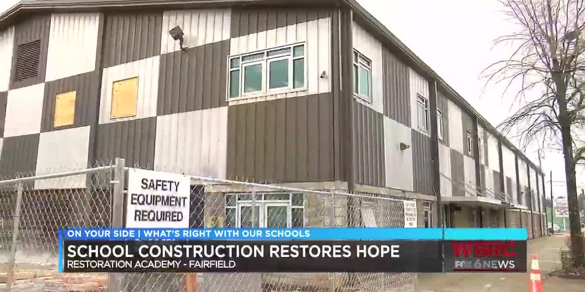 What's Right With Our Schools: Fairfield Restoration Academy