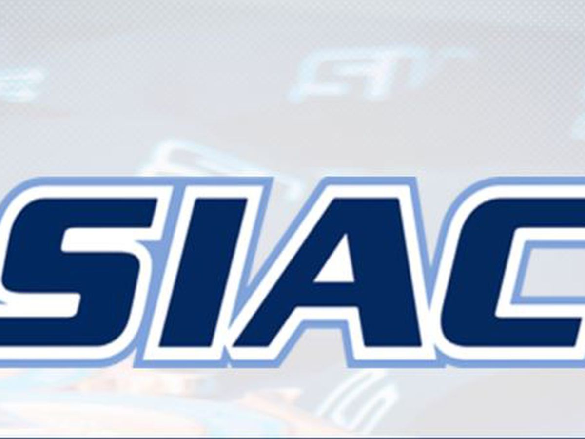 SIAC suspends 2020 fall sports and championship events