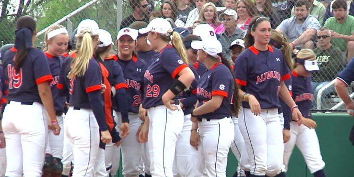 Karle's Korner: Looking for sheer numbers? Look to the Auburn softball team