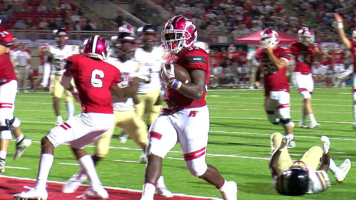 Sideline Game of the Week: Pinson Valley at Hewitt-Trussville