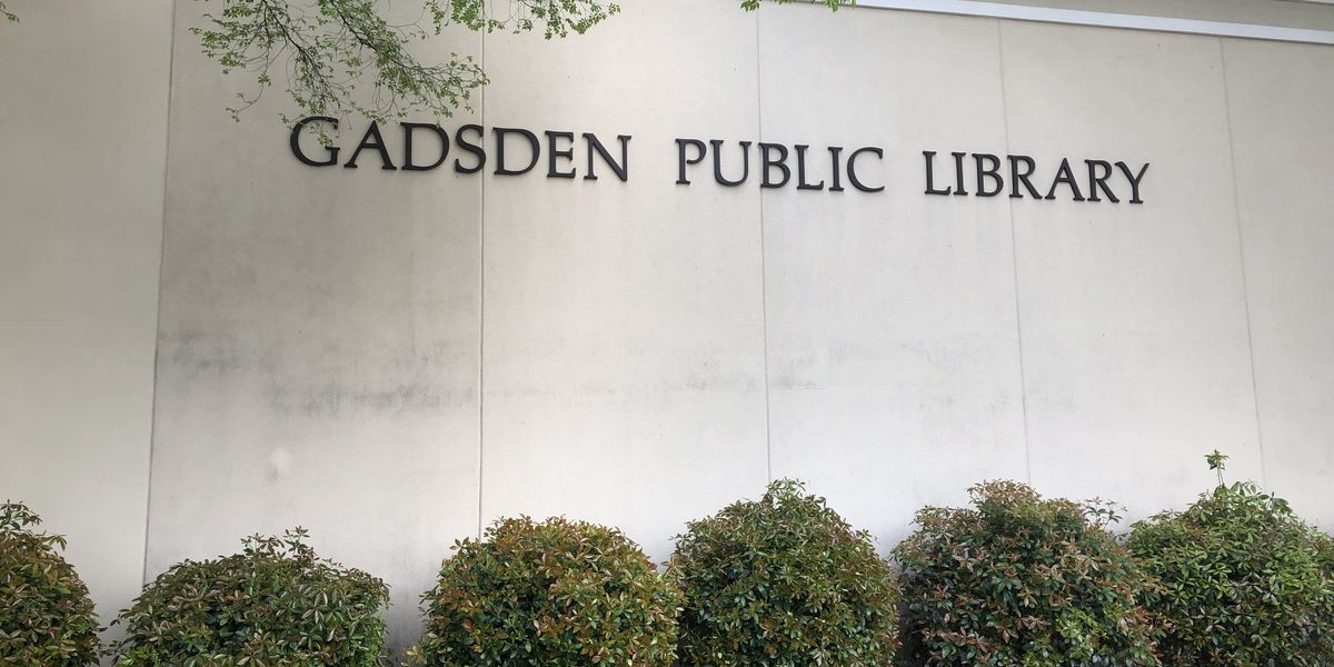 Gadsden police investigate bathroom incident involving minor girl at Gadsden Library