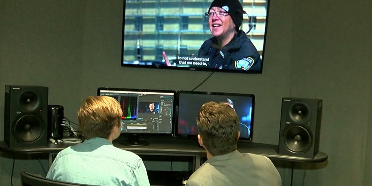 UAPD, Tuscaloosa PD team up with UA's Center for Public Television to create police training video for deaf, hard of hearing citizens