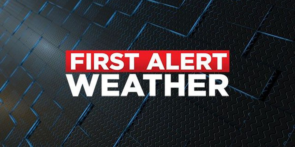We'll have more at 7 a.m. on severe weather headed towards Alabama