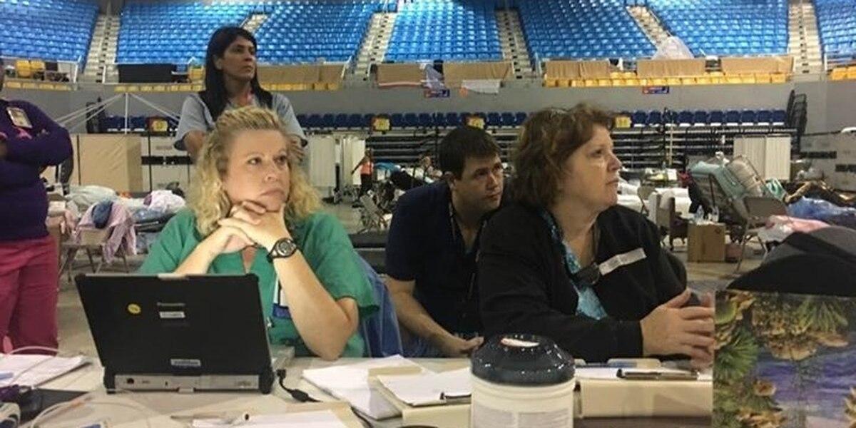 Tuscaloosa VA nurses return from service in Puerto Rico hurricane aftermath
