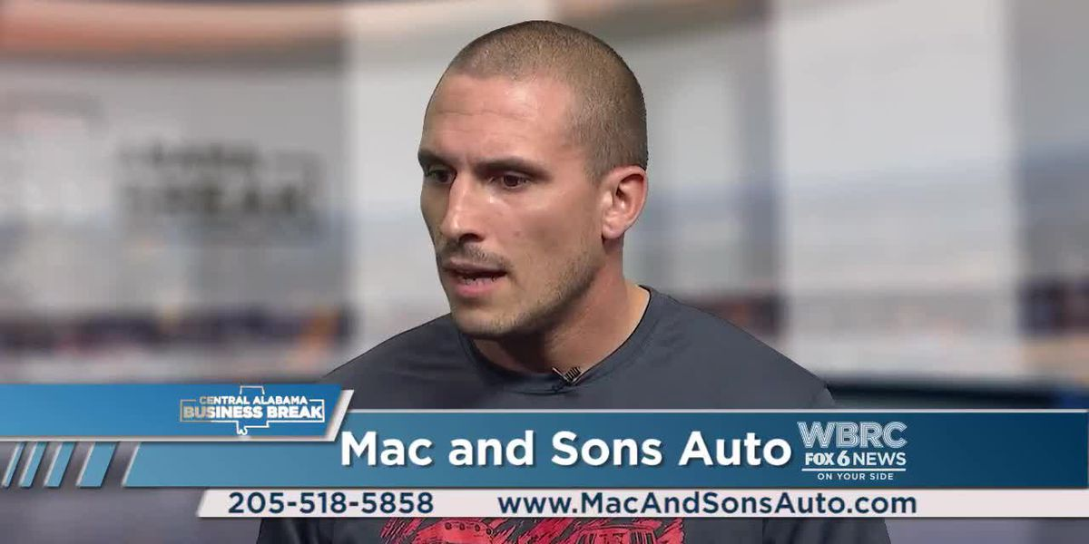 Business Break: Mac And Sons Auto