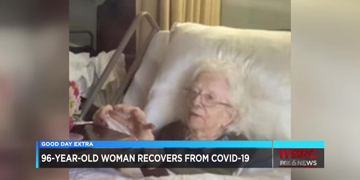 96 year old Woman Recovers From COVID-19