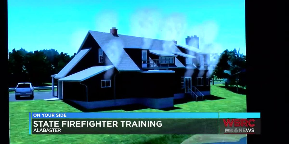 Alabaster Fire Department hosts training for fire departments across state
