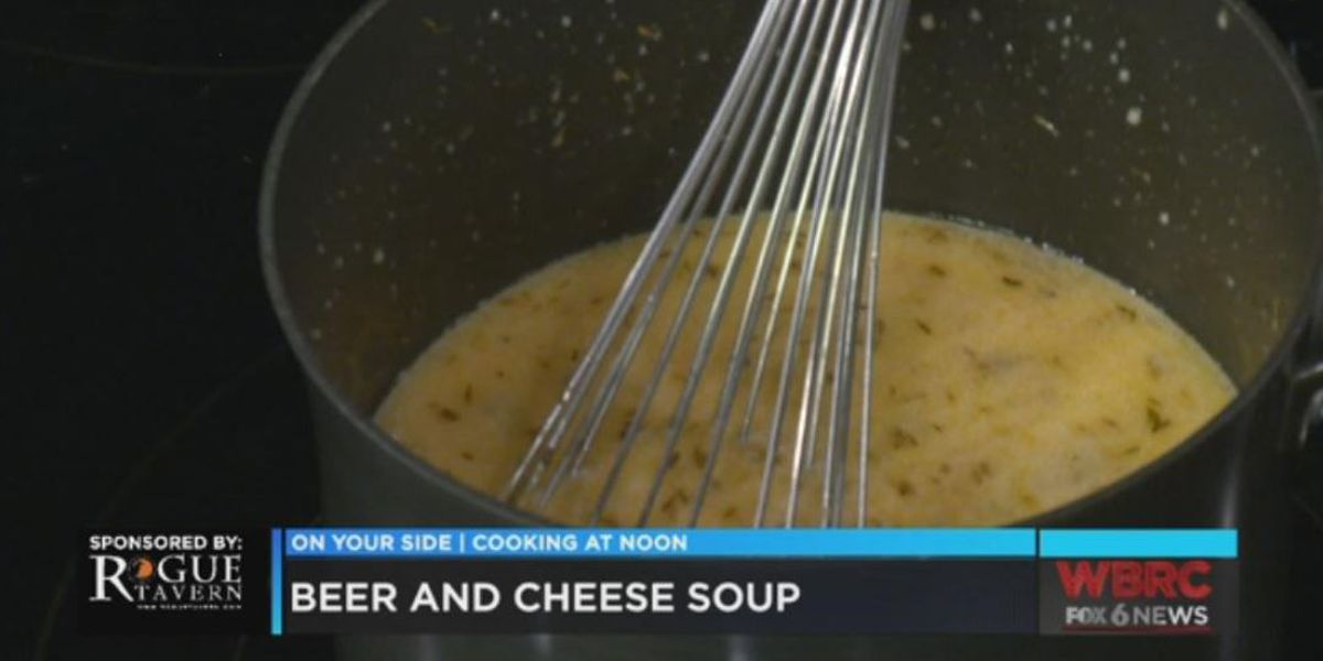 AATC: Beer and cheese soup