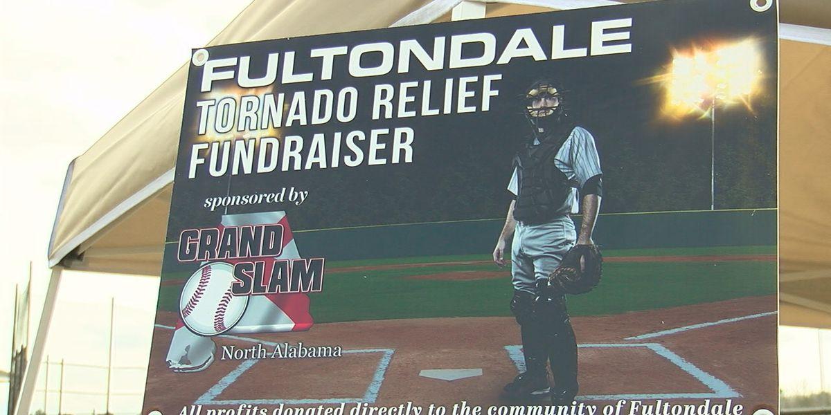 Grand Slam's Tornado Relief Baseball Tournament raises thousands for Fultondale