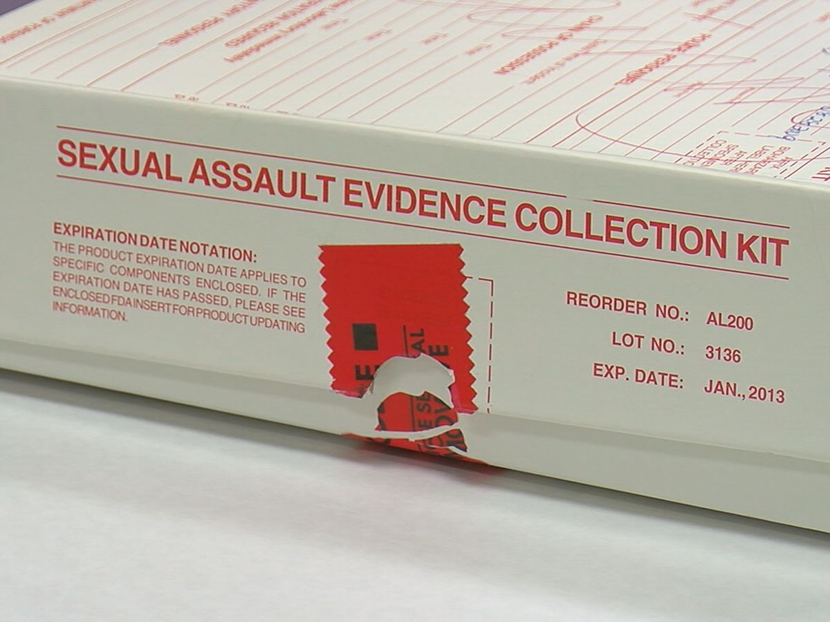 Rape kit backlog: Nearly 4,000 rape kits not processed in the county , DA working to fix problem