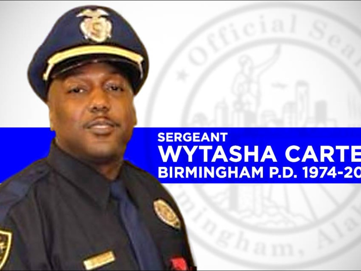 Remembering Sgt. Carter: Law enforcement from around the country attend funeral of fallen BPD officer