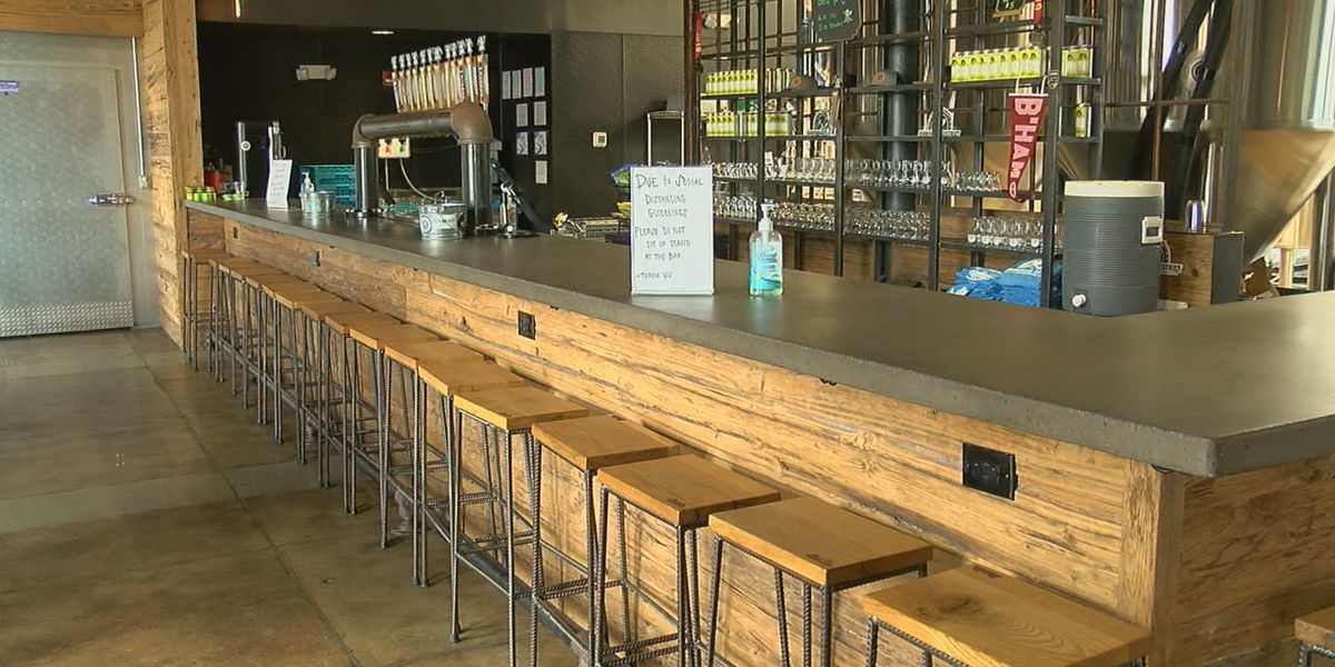 Birmingham brewery owner encouraged by steady business over holiday weekend