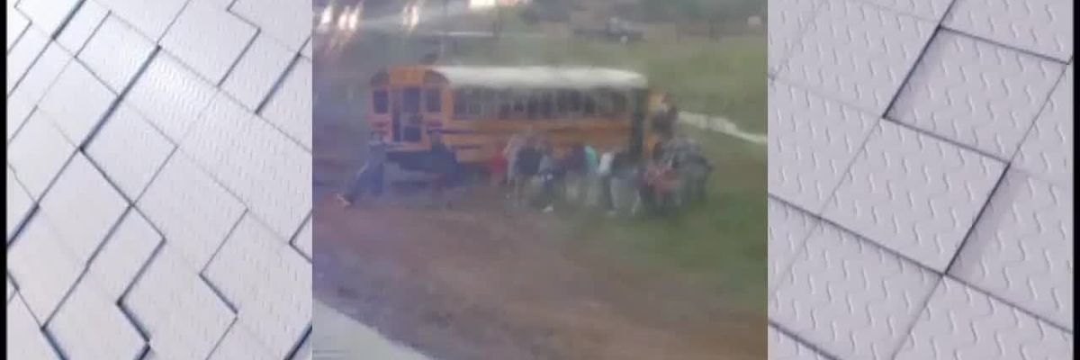 Talladega Co. school bus involved in accident