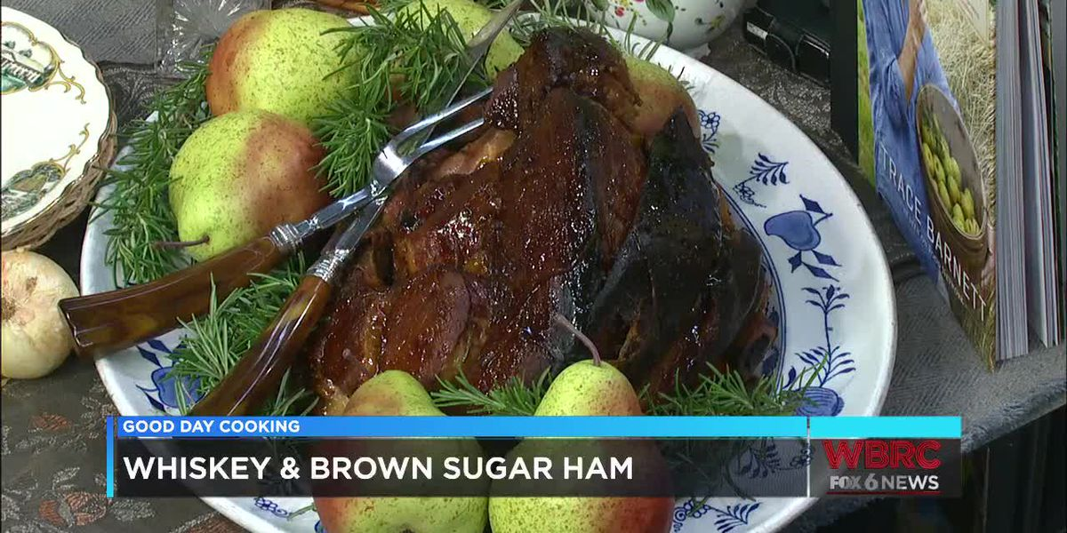 Bitter Socialite: Whiskey and Brown Sugar Ham