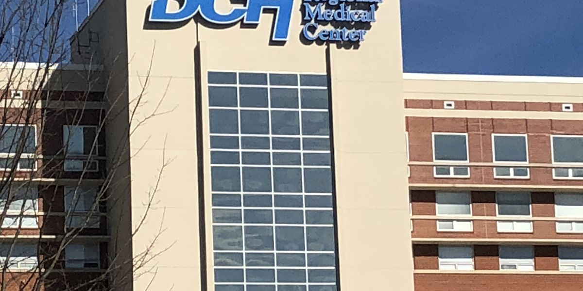 Number of COVID-19 patients at DCH nearly doubles in 5 days