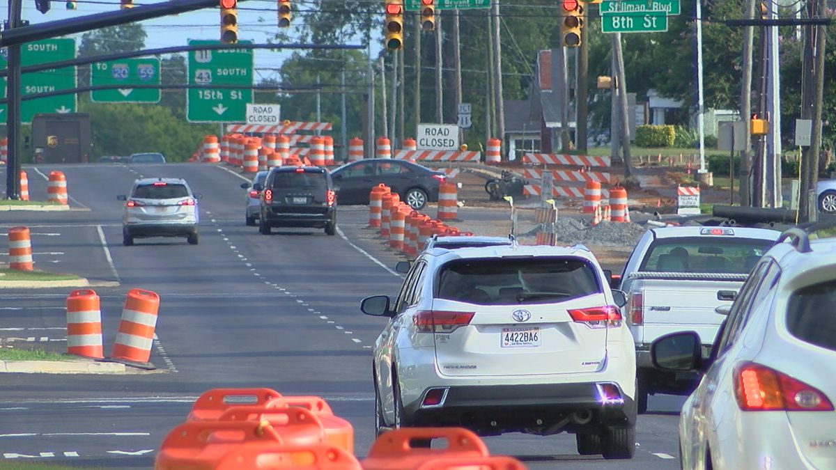 City helping businesses impacted by Lurleen Wallace roadwork