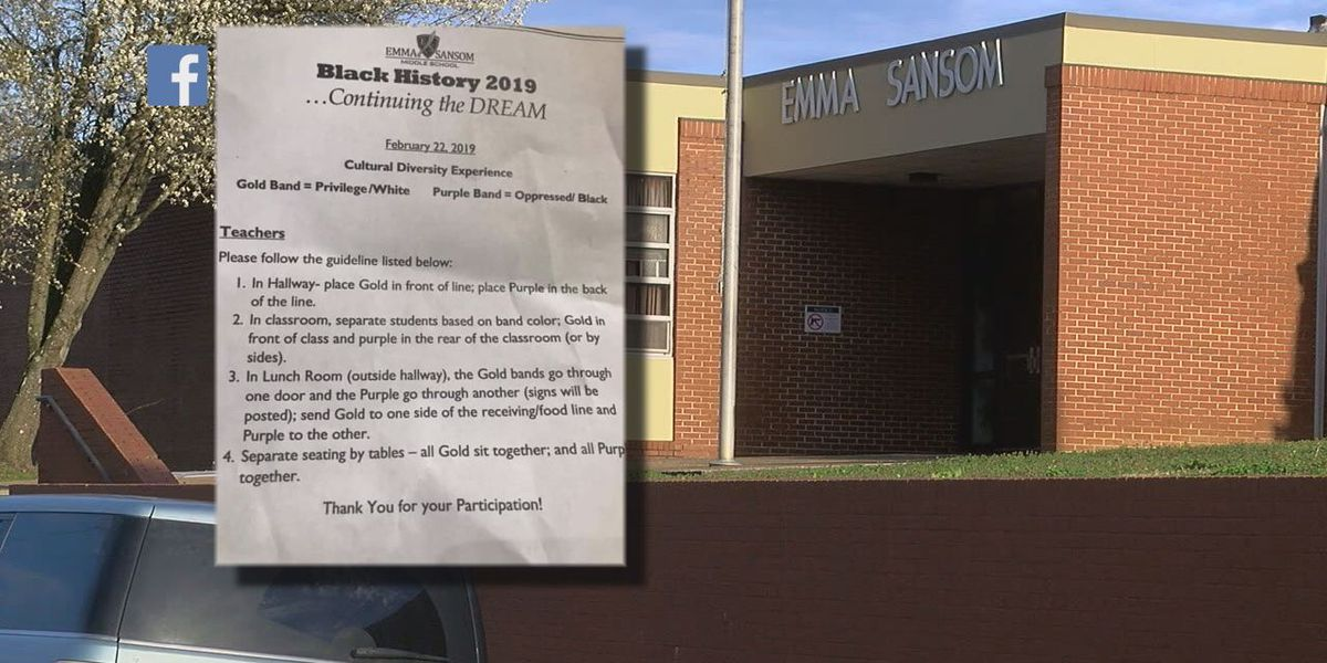 Mother says daughter traumatized by school's black history program