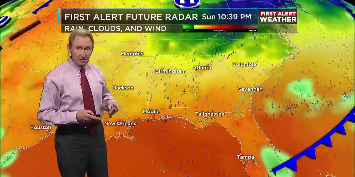 First Alert Weather 5am update 5-31-20