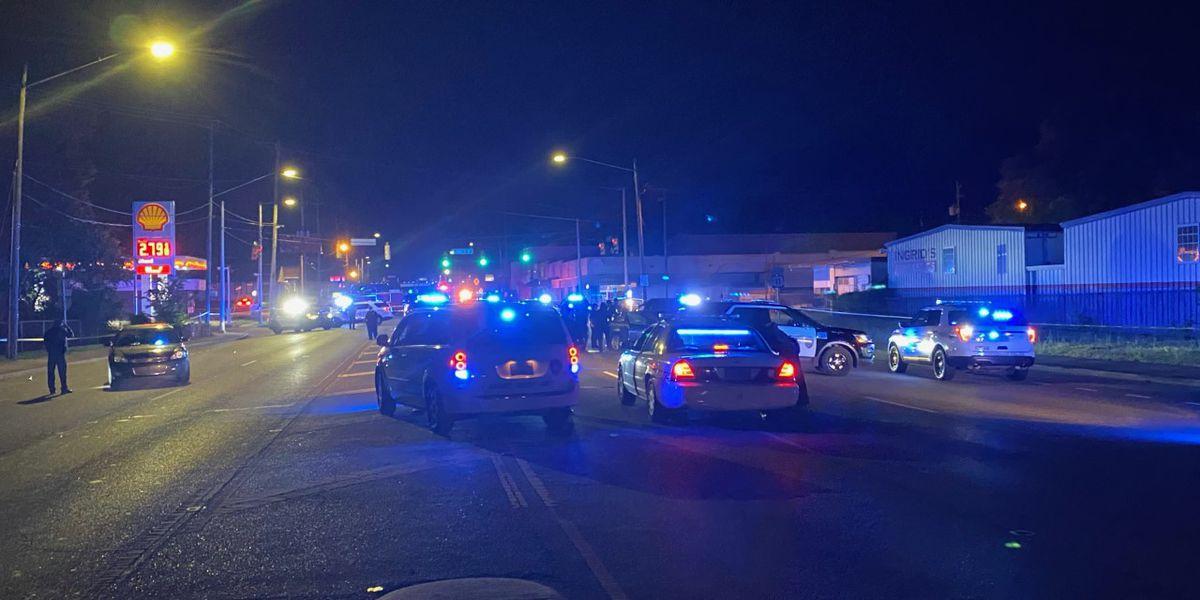 1 child, 2 adults shot Saturday night in Birmingham