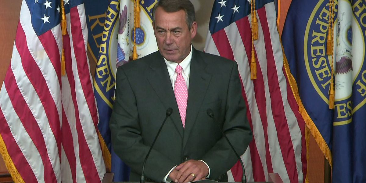 Boehner blames Trump for 'that bloody insurrection' in upcoming memoir