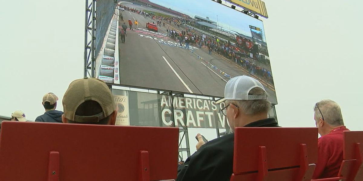 UPDATED: Talladega Superspeedway preps for limited fans at June race