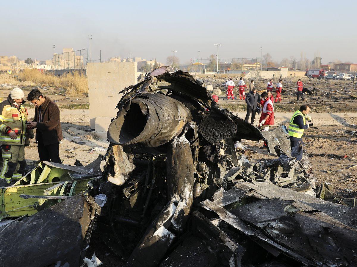 Iran blames bad communication, alignment for Ukrainian jet shootdown