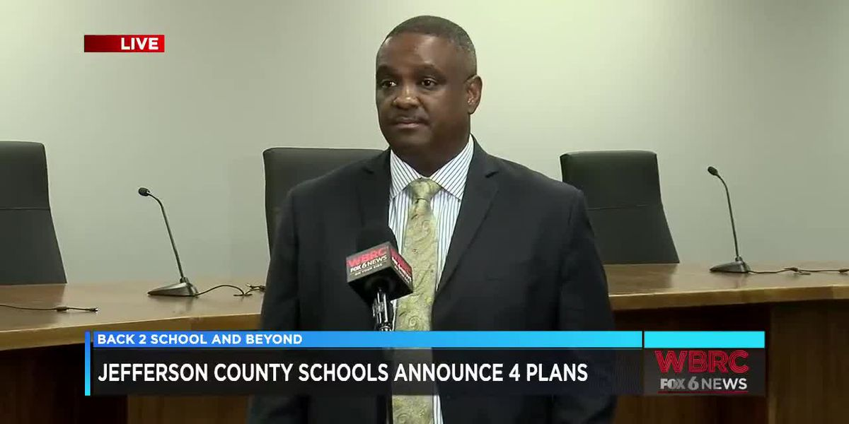 Jefferson County Superintendent gives more details for 2020-21 year