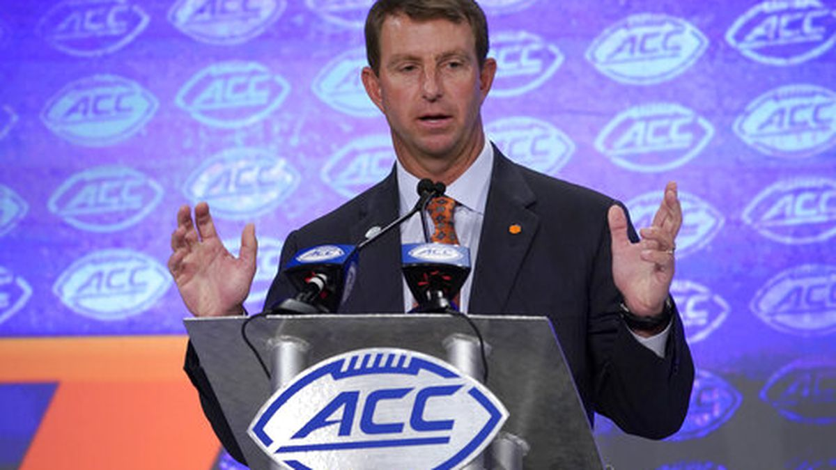 Another first for Clemson: No. 1 in AP preseason Top 25