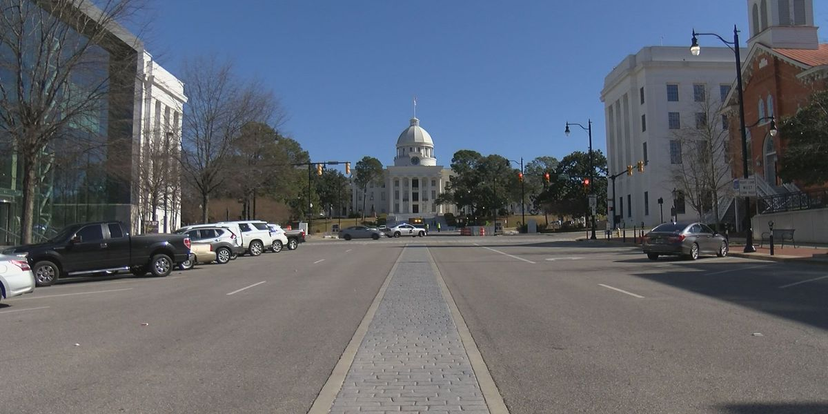 Some downtown Montgomery streets closing for possible protests