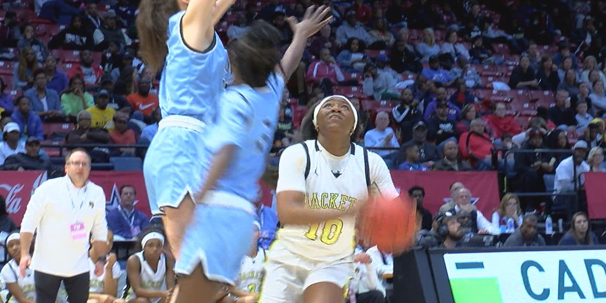 McAdory Girls advance to 6A State Championship game for first time in school history