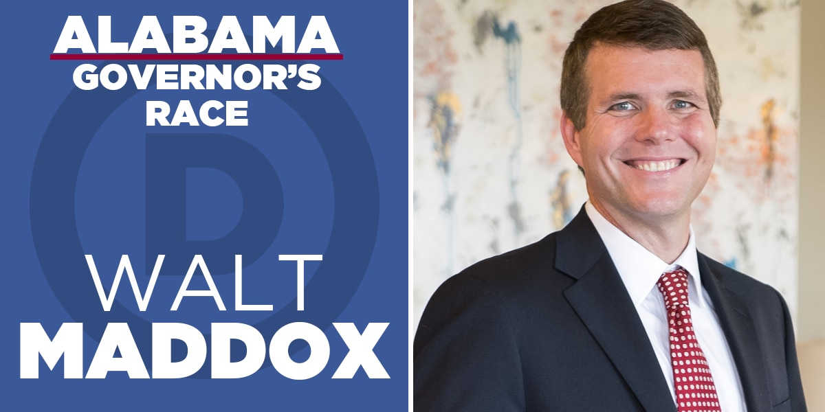 AL Governor's Race – Meet the Candidates: Walt Maddox