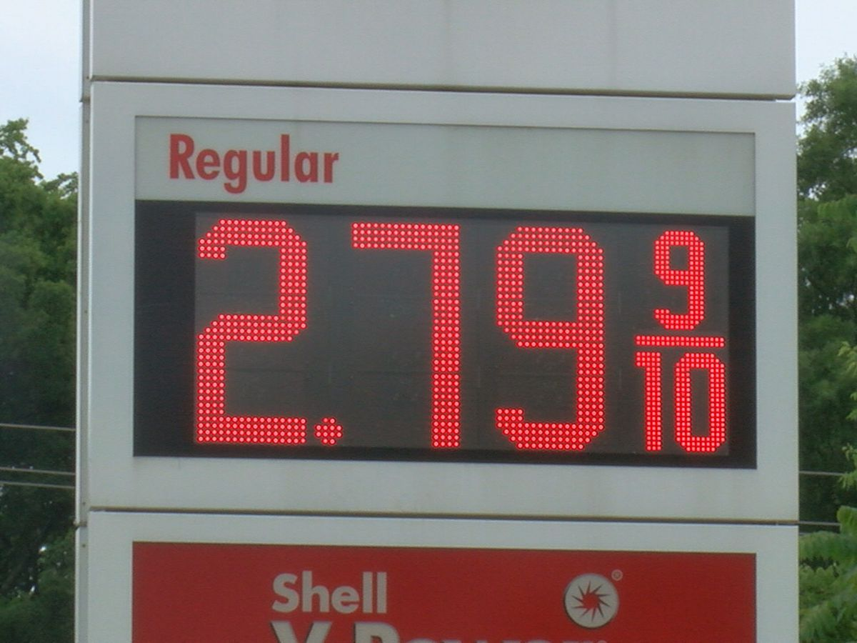 Pain at the pump as gas prices increase