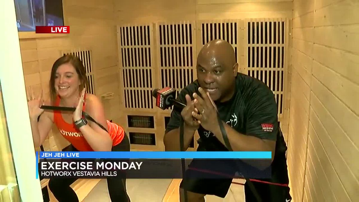 Exercise Monday: HOTWORX Vestavia Hills (Part 1)