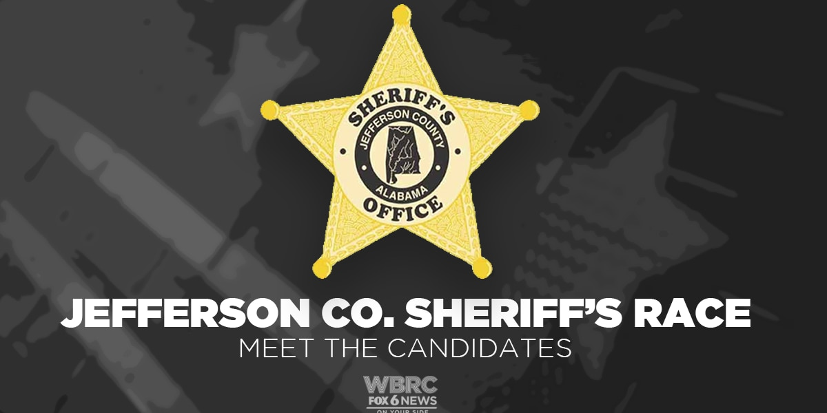 Jefferson County Sheriff's race: Meet the Candidates