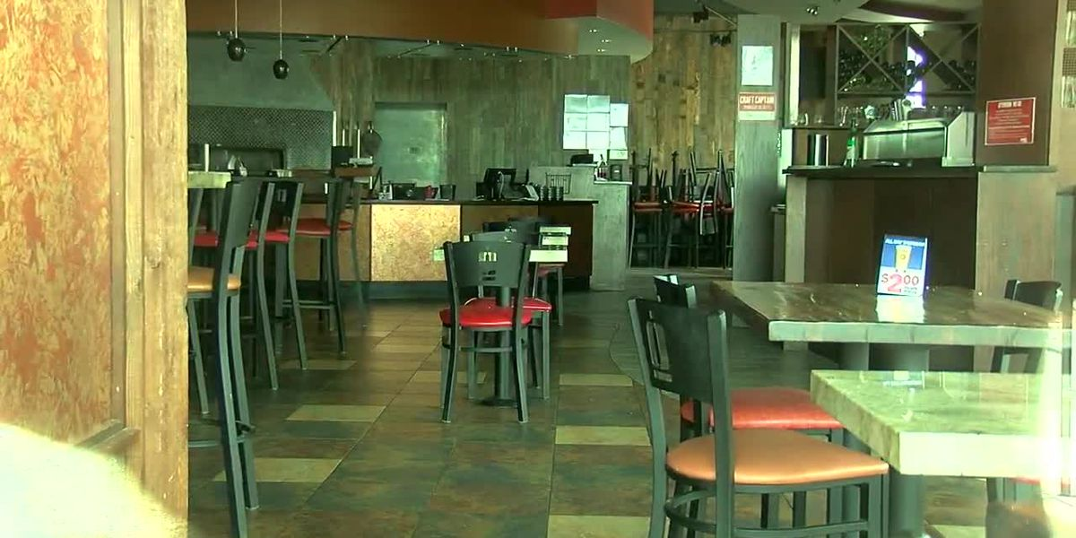 'I feel perfectly safe eating in a restaurant': Lt. Gov. Ainsworth recommends some businesses could open immediately
