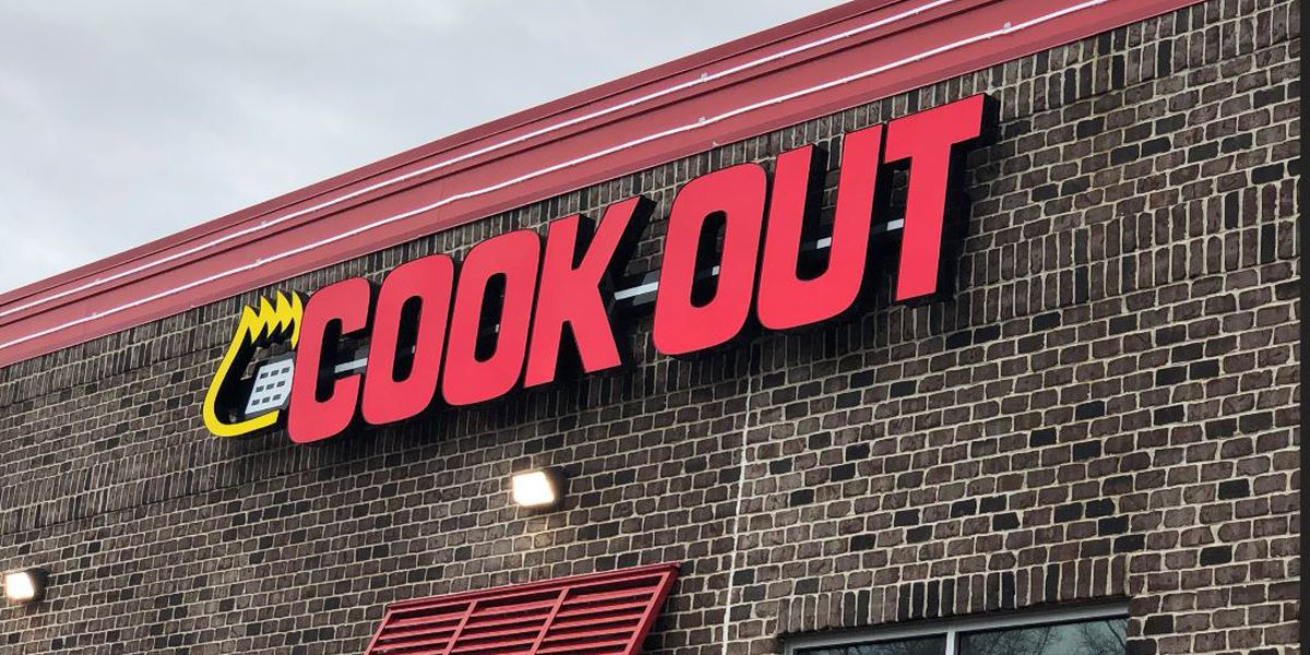 Enjoy char-grilled hamburgers, chicken, milkshakes & more at Cook Out