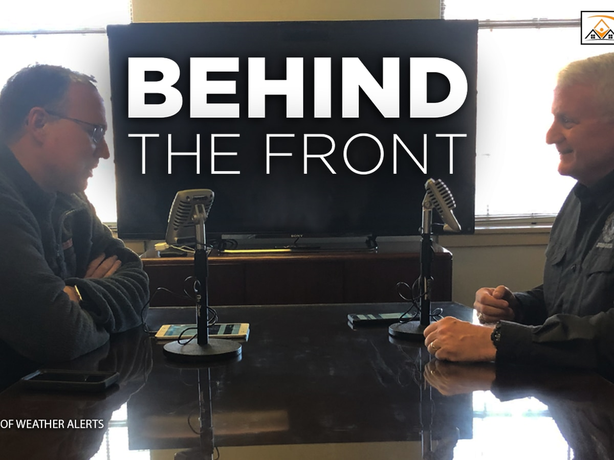 Behind the Front: The Evolution of Weather Alerts with Jim Coker