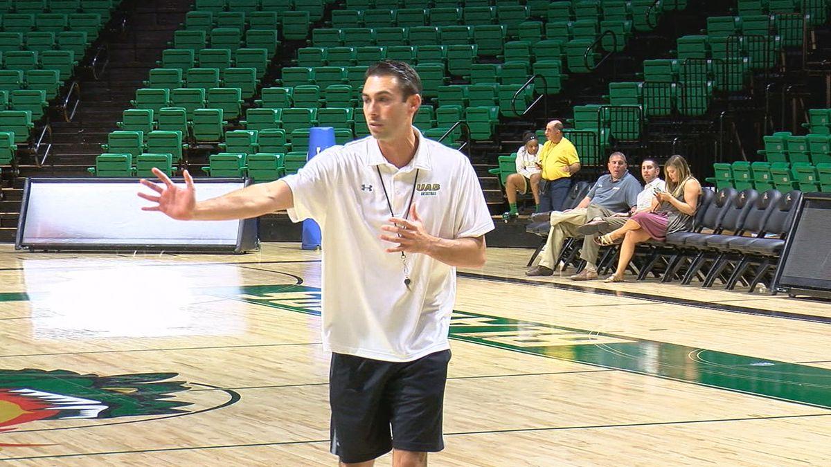 Rob Ehsan out as UAB Men's Basketball Coach