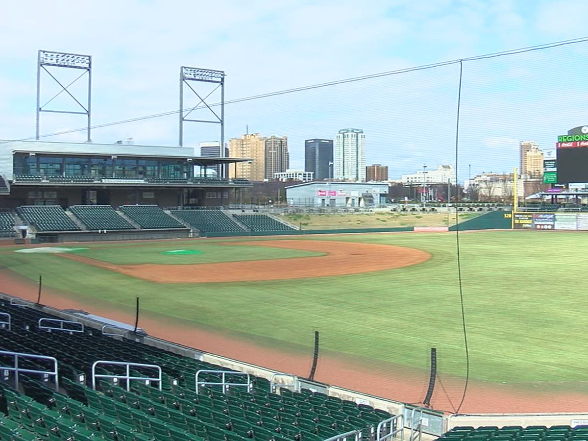 Birmingham Barons announce expanded capacity