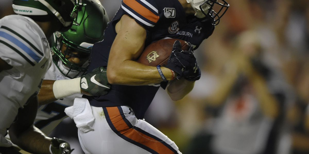 Will Hastings is as tough as they get at Auburn football