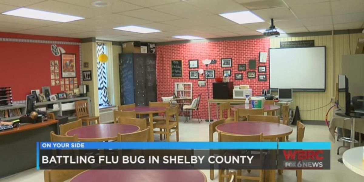 Volunteers to wipe down Vincent High after flu outbreak