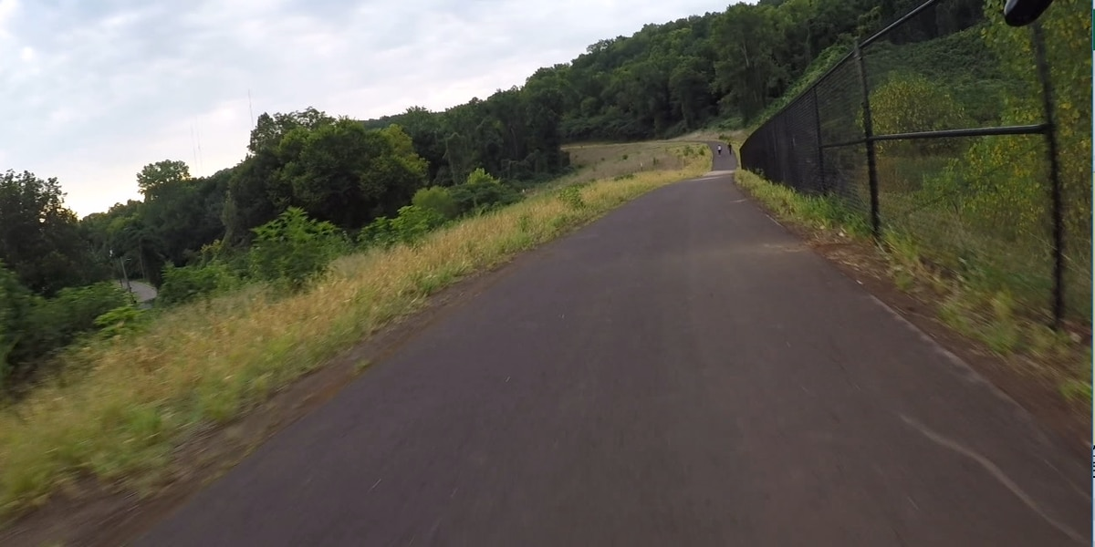 Grand opening of new trail at Red Mountain Park